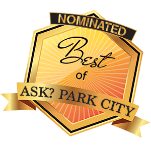 Park City's Best award logo